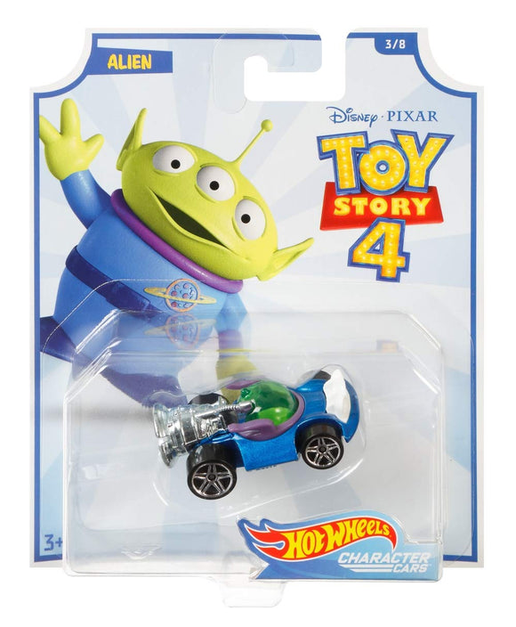 HOT WHEELS DIECAST - Toy Story 4 - Alien