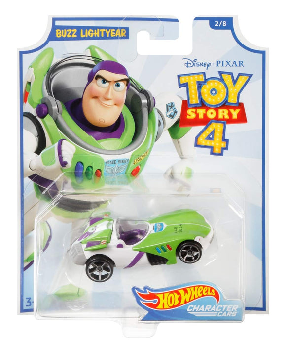 HOT WHEELS DIECAST - Toy Story 4 - Buzz Lightyear