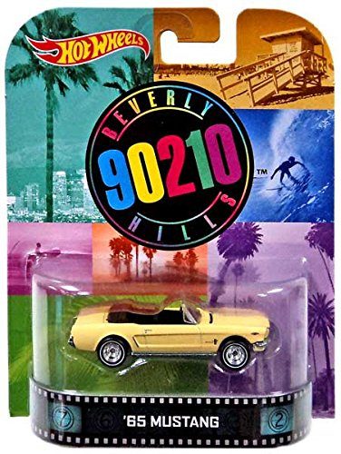 HOT WHEELS RETRO Entertainment -  Beverly Hills 90210 - '65 Mustang