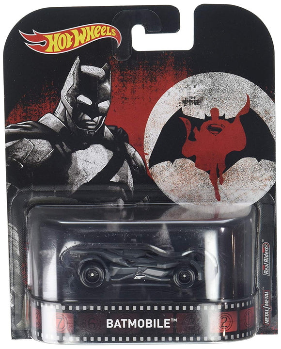 HOT WHEELS RETRO Entertainment -  Batmobile