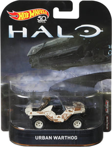 HOT WHEELS DIECAST - Halo Urban Warthog