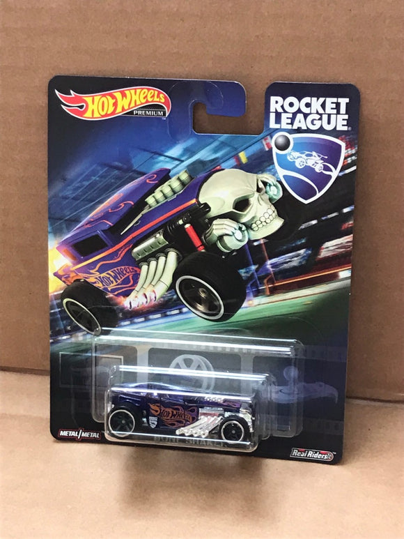 HOT WHEELS Replica Entertainment - Rocket League Bone Shaker