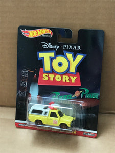 HOT WHEELS Replica Entertainment - Toy Story Pizza Planet Truck