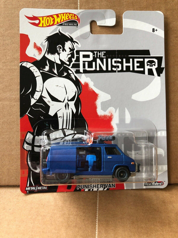 HOT WHEELS Replica Entertainment - The Punisher Van