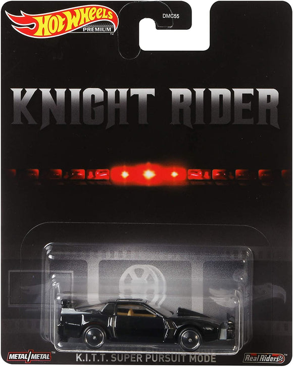 HOT WHEELS Replica Entertainment - Knight Rider Kitt