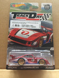 HOT WHEELS DIECAST - Real Riders Car Culture - Track Day Set Of 5