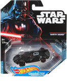 HOT WHEELS DIECAST - Star Wars Darth Vader