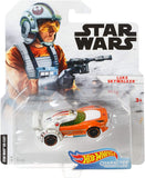 HOT WHEELS DIECAST - Star Wars Luke Skywalker