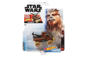HOT WHEELS DIECAST - Star Wars Action Feature Chewbacca