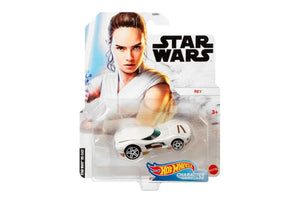 HOT WHEELS DIECAST - Star Wars Rey