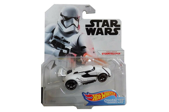 HOT WHEELS DIECAST - First Order Stormtrooper