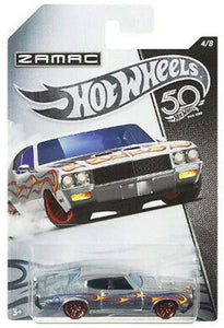 HOT WHEELS DIECAST - Zamac 70 Buick GSX