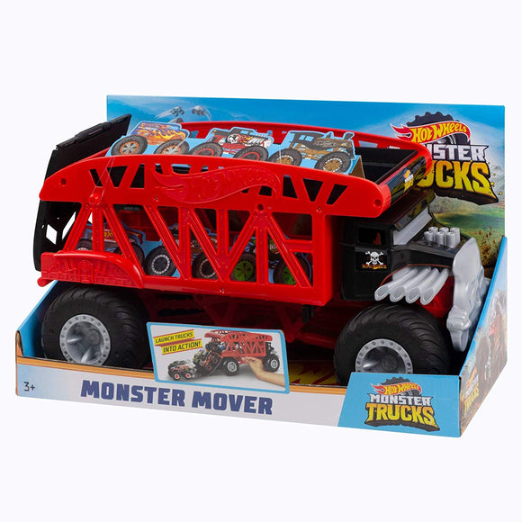 HOT WHEELS MONSTER TRUCKS - FYK13 Monster Mover