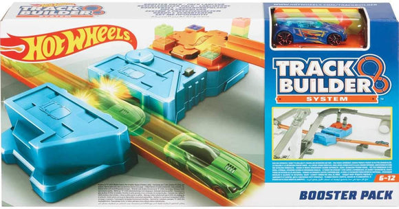 HOT WHEELS Track Builder - Booster Pack GBN81