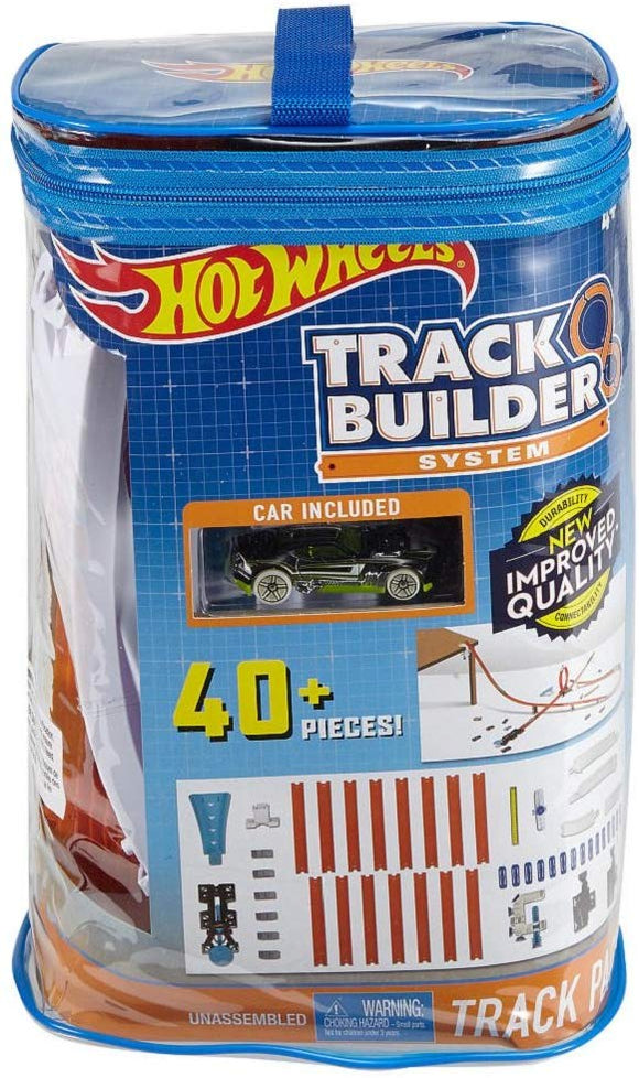 HOT WHEELS Track Builder System - Track Pack