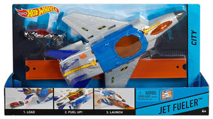 HOT WHEELS - Jet Fueler with car