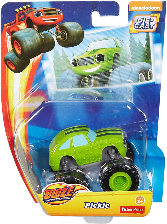 Blaze and the Monster Machines Diecast - Pickle