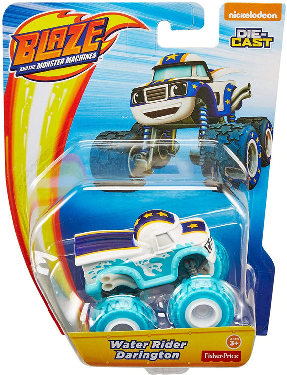 Blaze and the Monster Machines Diecast - Water Rider Darington