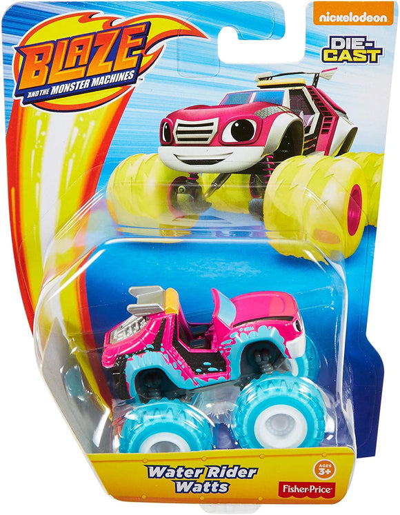 Blaze and the Monster Machines Diecast - Water Rider Watts