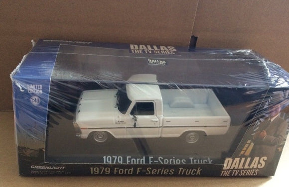 Greenlight Diecast - Dallas 1979 Ford F-Series Truck - Limited Edition