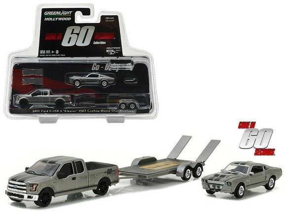 GREENLIGHT HOLLYWOOD DIECAST - Hitch and Tow - Gone in 60 Seconds