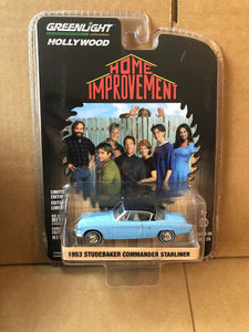 GREENLIGHT HOLLYWOOD DIECAST - Home Improvement 1953 Studebaker