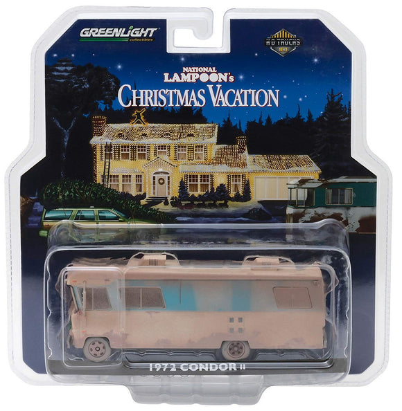 GREENLIGHT DIECAST 1/64 - National Lampoons Christmas Vacation - 1972 Condor II