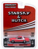 Greenlight Hollywood Diecast - Starsky and Hutch 1976 Ford Gran Torino