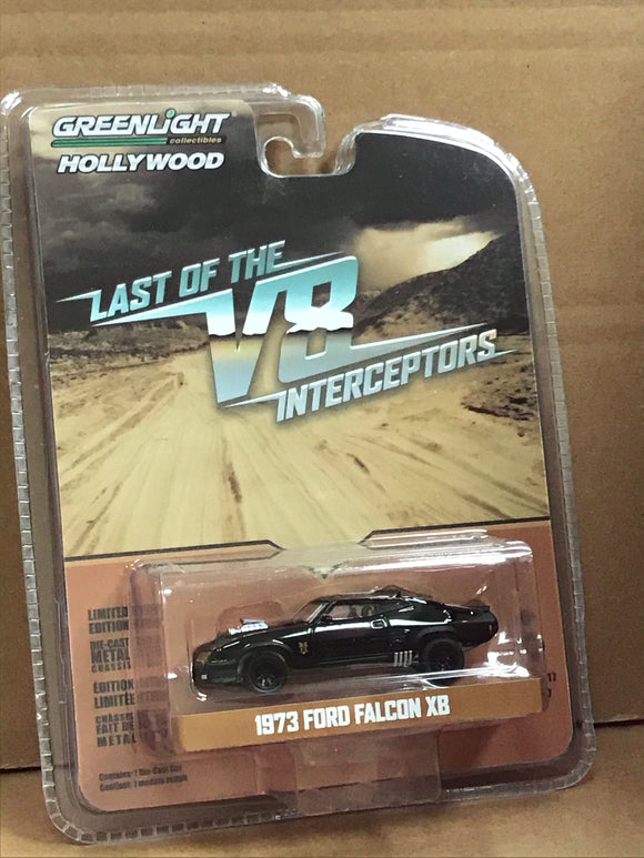 Greenlight Hollywood Diecast - Last of the v8 Interceptors 1973 Ford Falcon XB
