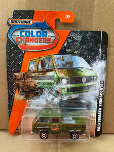 MATCHBOX COLOUR CHANGERS - Volkswagen Transporter