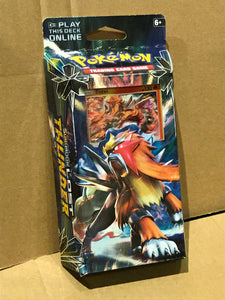 Pokemon Trading Cards - Lost Thunder Blazing Volcano Theme Deck