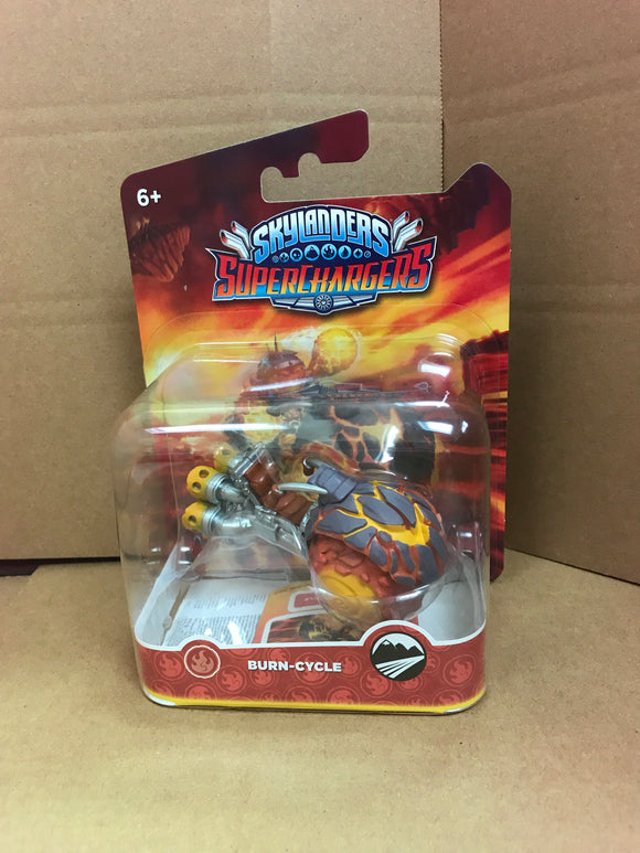 SKYLANDERS SUPERCHARGERS - Burn Cycle vehicle