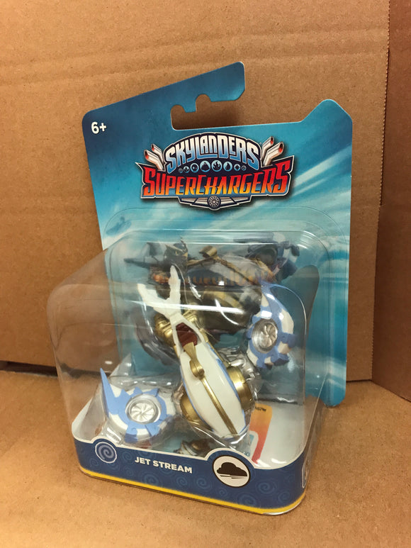 SKYLANDERS SUPERCHARGERS - Jet Stream vehicle