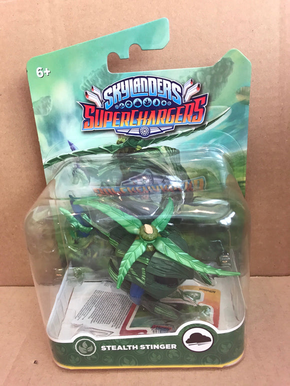 SKYLANDERS SUPERCHARGERS - Stealth Stinger vehicle
