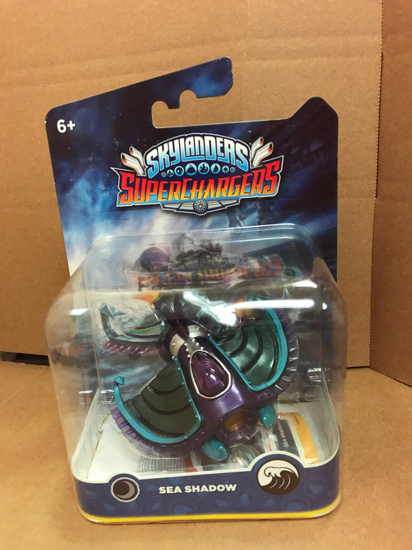 SKYLANDERS SUPERCHARGERS - Sea Shadow vehicle