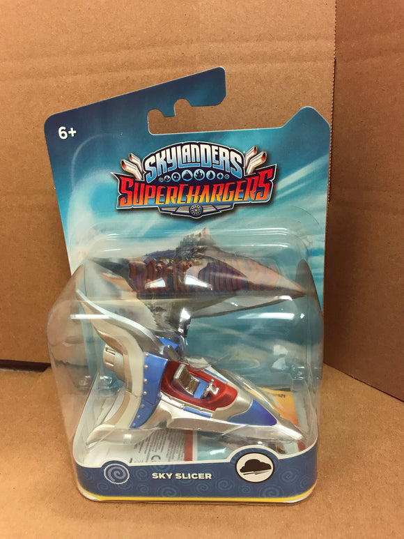 SKYLANDERS SUPERCHARGERS - Sky Slicer vehicle
