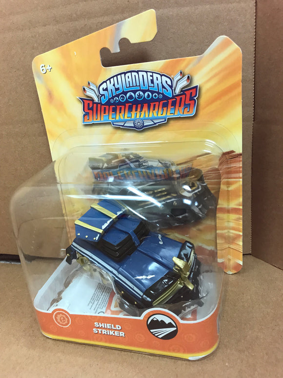SKYLANDERS SUPERCHARGERS - Shield Striker vehicle