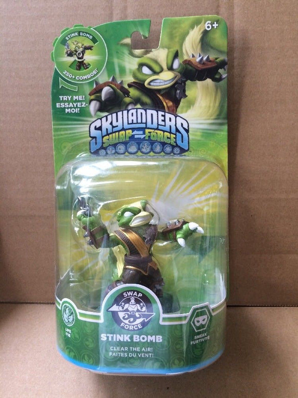 SKYLANDERS SWAP FORCE - Stink Bomb