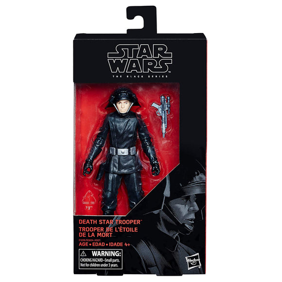 Star Wars - The Black Series No. 60 - Death Star Trooper - action figure