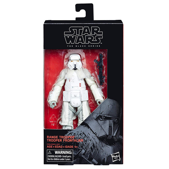 Star Wars - The Black Series No. 64 - Range Trooper - action figure