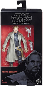 Star Wars - The Black Series No. 68 -Tobias Beckett - action figure