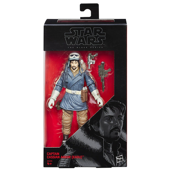 Star Wars - The Black Series No. 23 - Captain Cassian Andor EADU - action figure