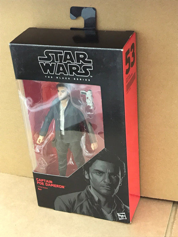 Star Wars - The Black Series No. 53 - Captain Poe Dameron - action figure