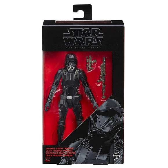 Star Wars - The Black Series No. 25 - Imperial Death Trooper - action figure