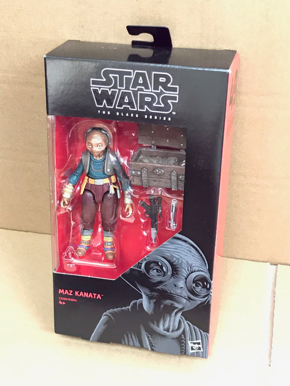 Star Wars - The Black Series - Maz Kanata - action figure