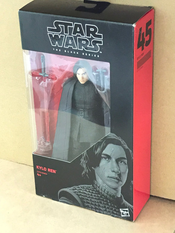 Star Wars - The Black Series No. 45 - Kylo Ren - action figure