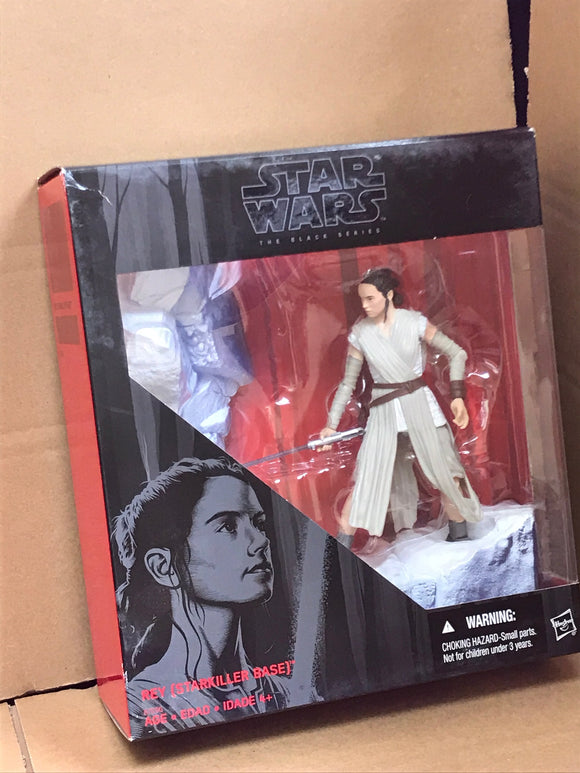Star Wars - The Black Series - Rey (Starkiller Base) - 6