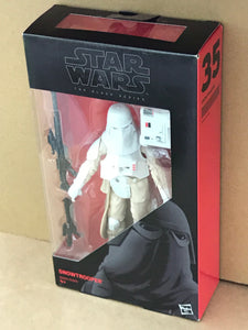 Star Wars - The Black Series No. 35 - Snowtrooper - action figure