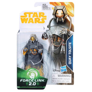 "Star Wars Force Link - Quay Tolsite - 3.75"" action figure"