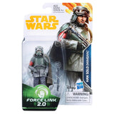 "Star Wars Force Link - Han Solo Mimban - 3.75"" action figure"